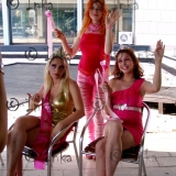 """Snová představa """"Růžové Barbies"""""""